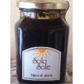 Squid ink sauce - SoloSole
