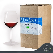 Nero d'Avola Biologico IGP 2015 - Bag 10 Lt.