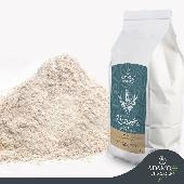 Farina di grano antico Russello - Az. Agricola Biologica Adamo  (wheat Russello)