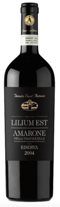 Tenuta Sant'Antonio Lilium Est Amarone Della Valpolicella Riserva