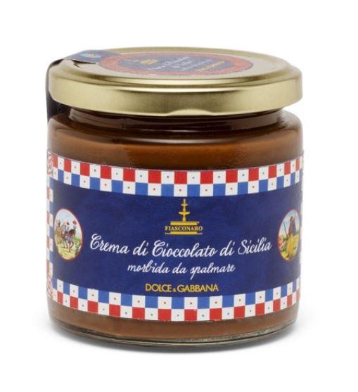 Fiasconaro Dolce & Gabbana chocolate cream from Sicily