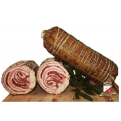 Rolled Pancetta (bacon) casalina - Fratelli Billo