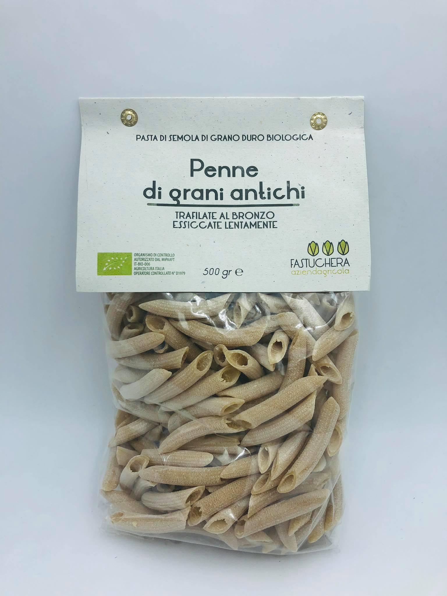 Penne di Tumminia - Fastuchera Azienda Agricola