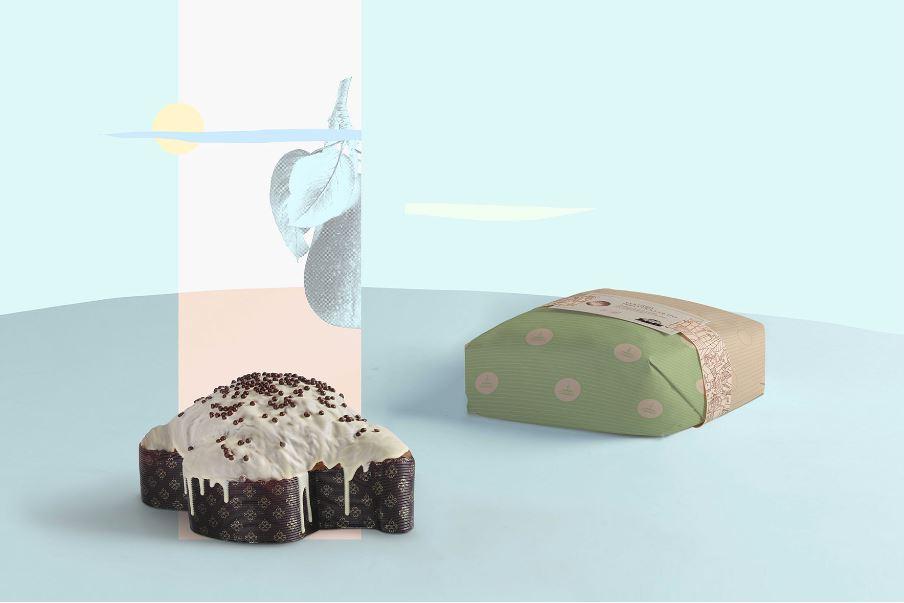 Colomba Pera e Cioccolato - Fiasconaro