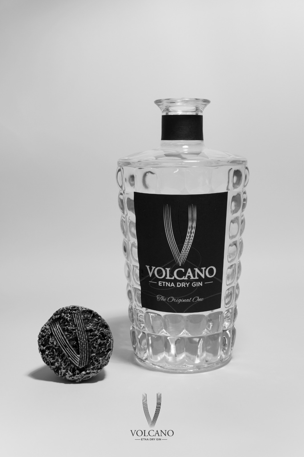 Volcano Gin - Etna Gin Extra Dry