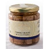 Bluefin Tuna in olive oil
