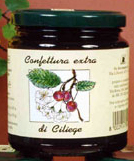 CHERRY JAM EXTRA WITH CANE SUGAR (without pectin) - cherries
