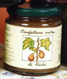 Fig Jam Extra With Cane Sugar (without pectin) - figs - Arconatura