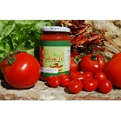 Organic tomato chili sauce -BioColombini