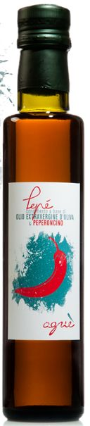 Pep� - flavoured extra virgin olive oil - chili