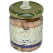 Mediterranean tuna in olive oil - Campisi