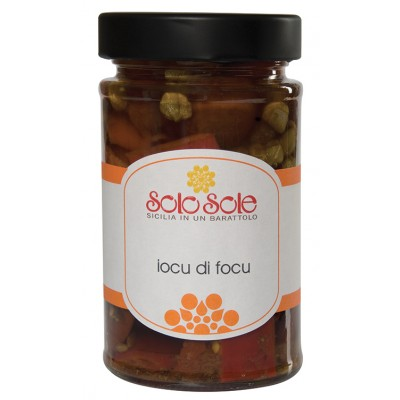 Iocu di Focu - SoloSole
