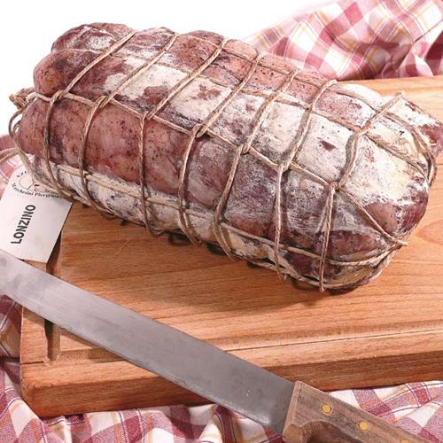 Lonzino (pork loin) - Azienda Agricola Marchesini