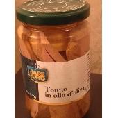 Yellowfin tuna in olive oil - Mare Puro