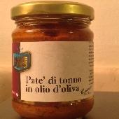 Tuna pat� with olive oil - Mare Puro