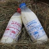 Semi-skimmed milk - Az. Agricola Frascio