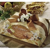Wholemeal Colomba with candied pears and raisins - Flamigni