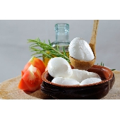 Bocconcini alla panna (cream bocconcini) - Caseificio Pugliese
