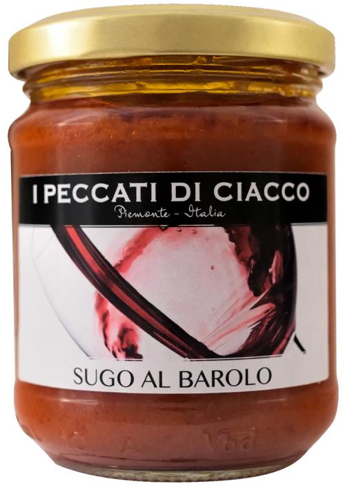 Barolo sauce - I Peccati Di Ciacco