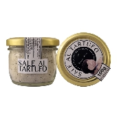 Truffle salt with black truffle - I Peccati Di Ciacco