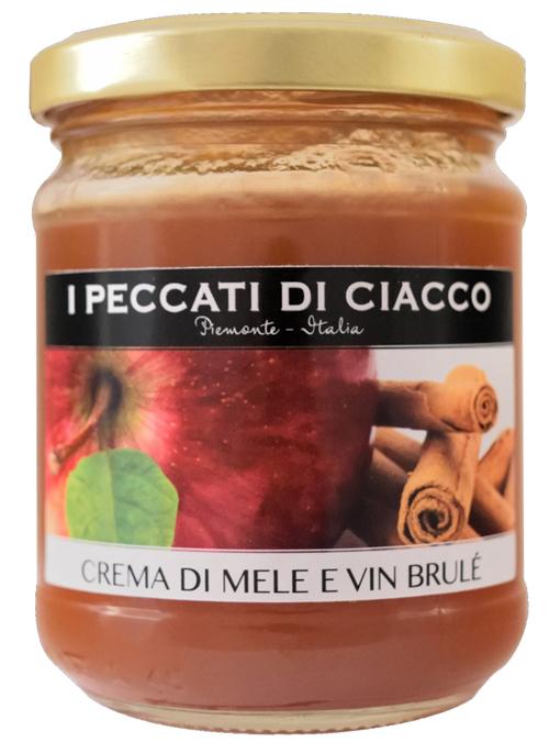 Apple mulled wine cream - I Peccati Di Ciacco