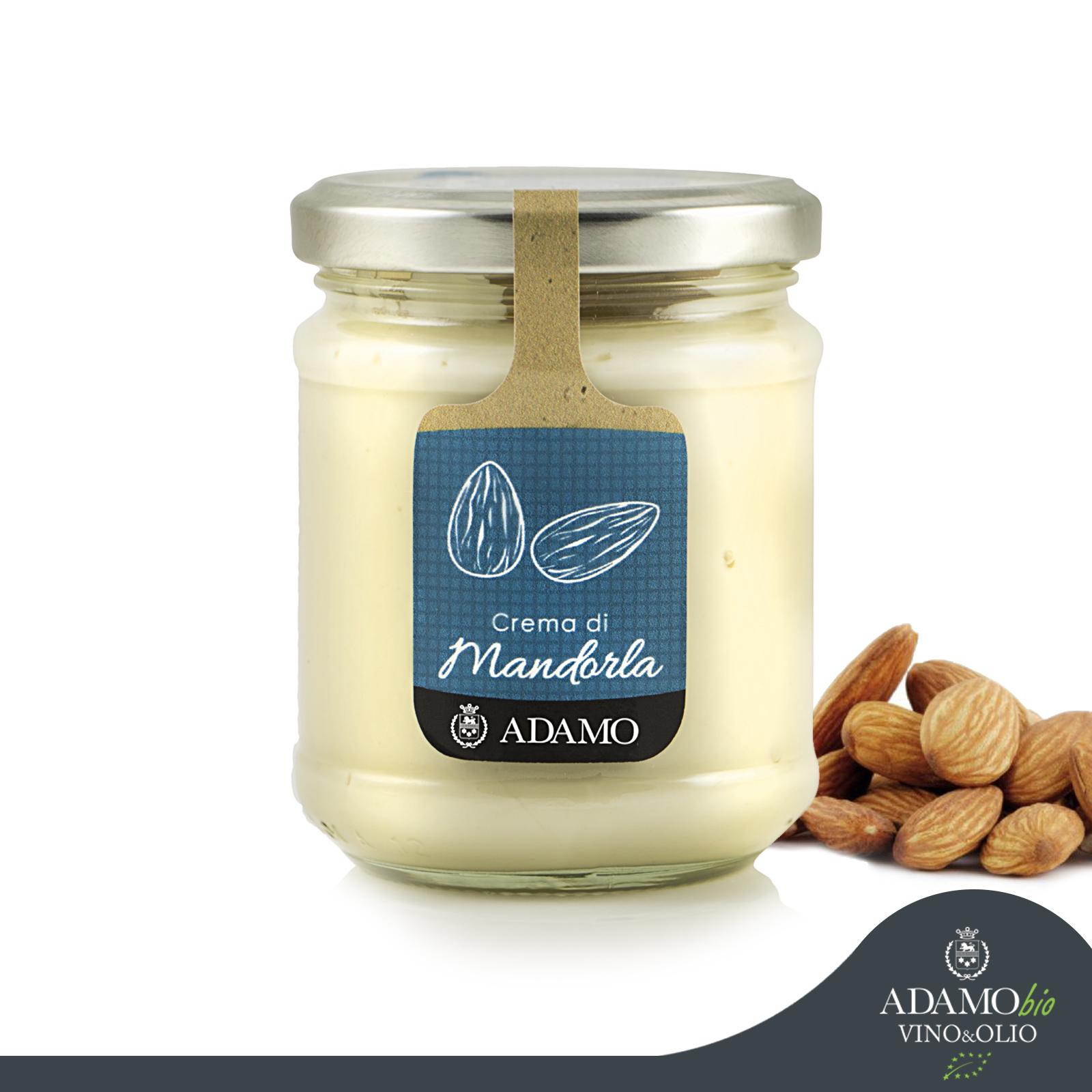 Almond pesto - Azienda Agricola Biologica Adamo