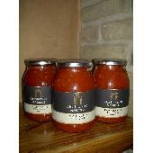 Peeled tomatoes - Azienda Agricola Occhionero