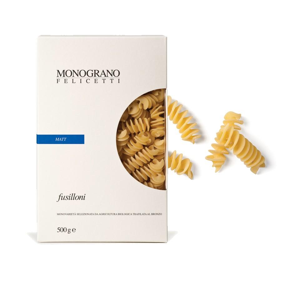 Fusilloni Monograno Organic - Pastificio Felicetti