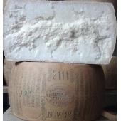 Parmigiano Reggiano  than 36 months  Cheese Factory Villa Righi - Maturer Emilio Brullo