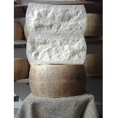 Grana Lodigiano Typical aged 47 months - maturer Emilio Brullo