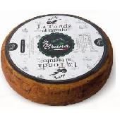 La Tonda al tartufo - La Bruna (truffle cheese)