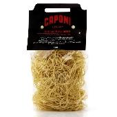 Spaghetti alla Chitarra (egg pasta) -Caponi