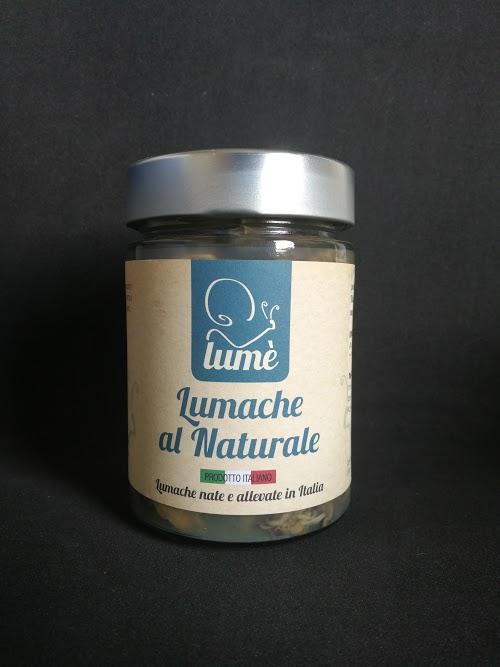 Lumache al naturale - Lumé