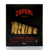 Taglierini Caponi (egg pasta)
