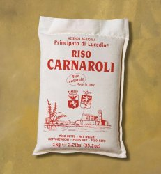 Carnaroli Rice Principato di Lucedio