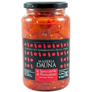 Sliced tomatoes - Masseria Dauna