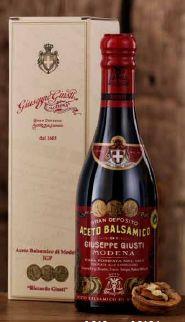 Acetaia Giusti Modena Balsamic Vinegar IGP 3 Gold Medals